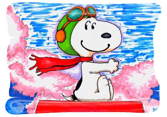 Snoopy par didgiv